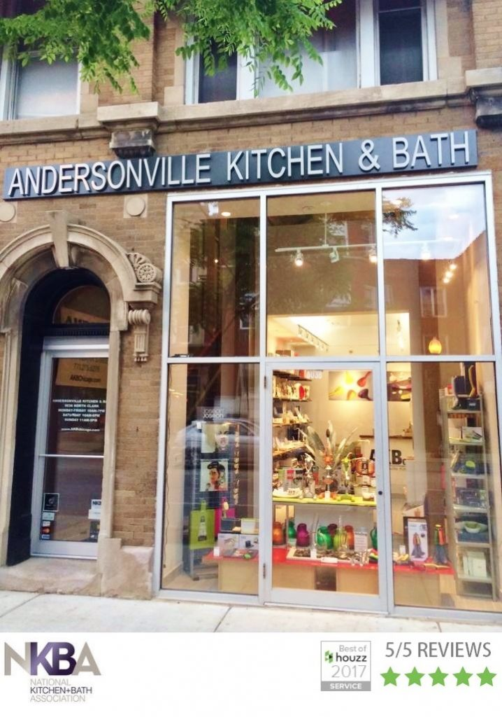 Contact Us Andersonville Kitchen And Bath Extraordinary Kitchen And Bath Design Store